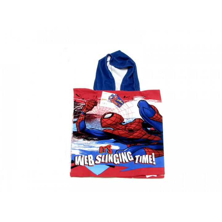 Купити дитячий рушник-пончо для пляжу ЛЮДИНА ПАВУК 97331