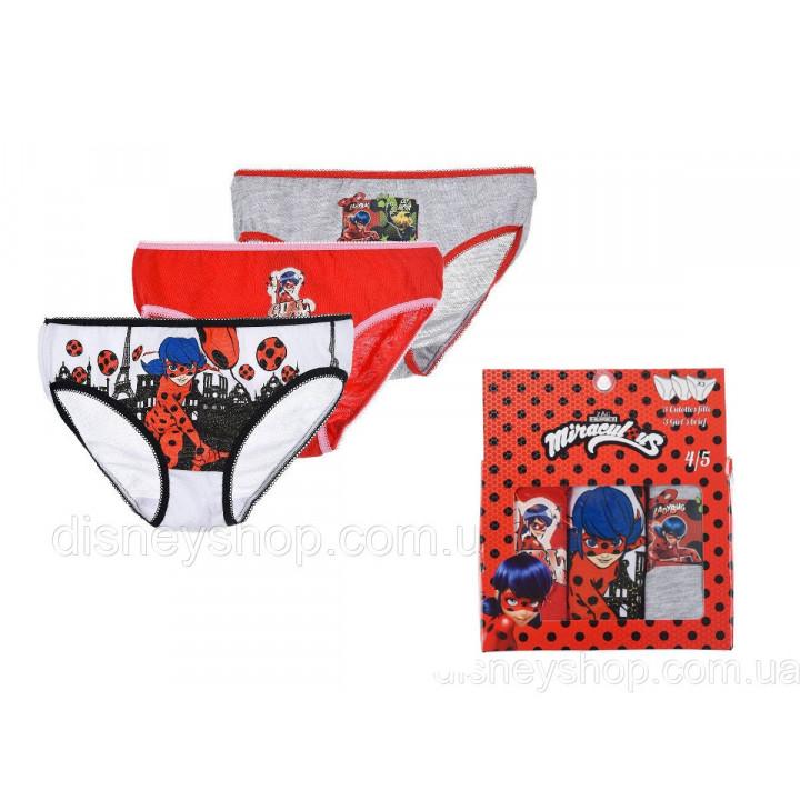 Купити дитячі труси для дівчат Lady Bug арт. UE3025 Sun City