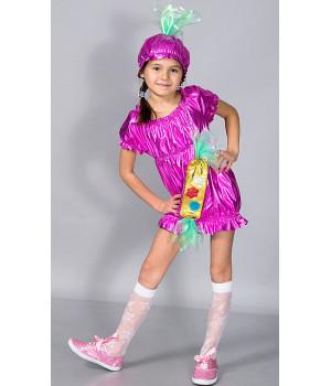 Дитячий новорічний костюмчик Цукерка П1