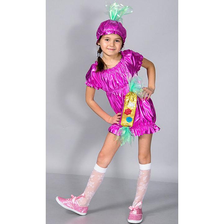 Цукерка - маскарадний костюмчик для дитячого святя купити