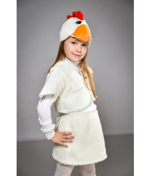 Детский карнавальный костюм КУРОЧКА П1