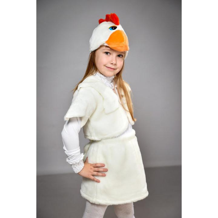 Маскарадний костюмчик для дітей - КУРОЧКА П1