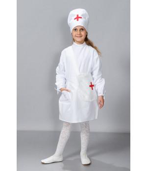Дитячий карнавальний костюм Лікар Айболить П1