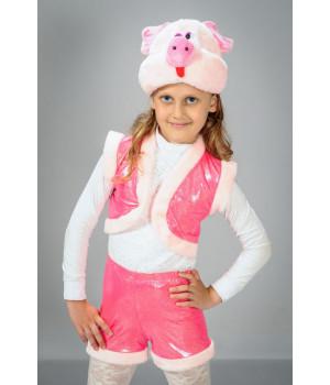 Дитячий карнавальний костюм Хрюшка П1