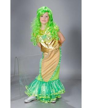 Дитячий карнавальний костюм Русалонька П1