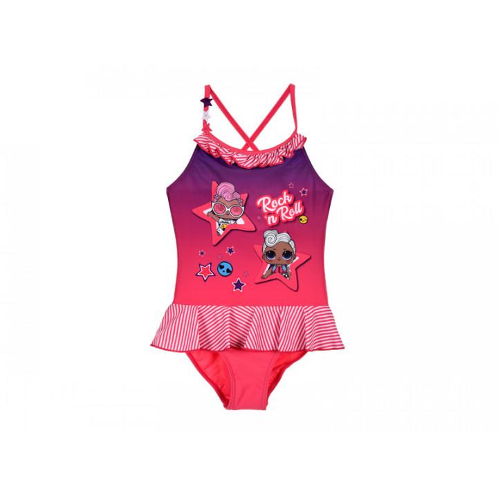 Купить детский купальник для девочек Lol Surprise ET1916-1