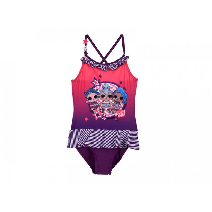 Купить детский купальник для девочек Lol Surprise ET1916-2