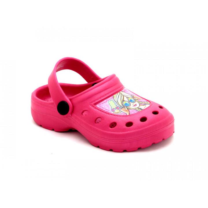 Купити дитячі крокси Барбі арт. 12077