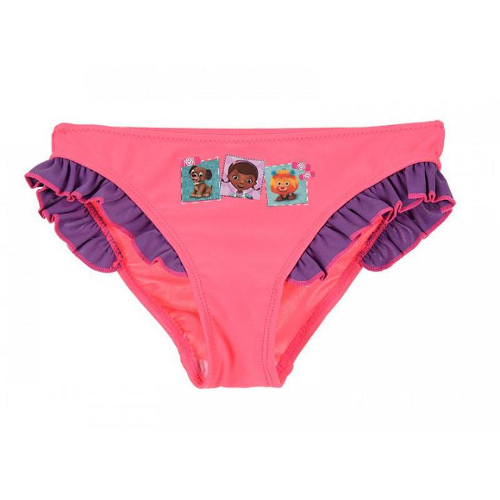 Купити дитячі купальні плавки для дівчат Doc McStuffins арт. EP1948-1 Sun City