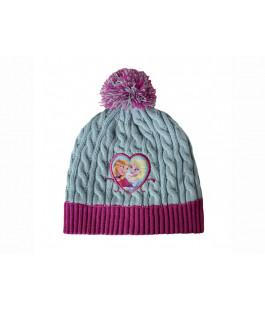 Зимові шапка шарфик рукавички FROZEN 00537