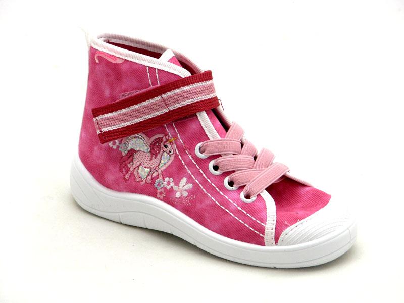 Взуття дитяче Бефадо - Високі кеди для дівчат 268X047 748284d81e76f
