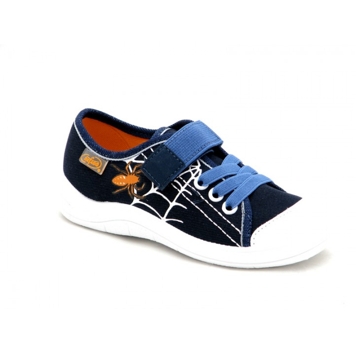 БЕФАДО - Взуття для дітей - купити дитячі текстильні кеди на липучці Befado 251X079