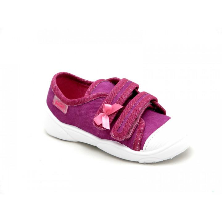 55f01bd8852059 ДИТЯЧЕ ВЗУТТЯ BEFADO - Купити дитячі кеди на липучках для дівчинки ...