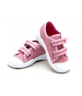 Детские кеды для девочки Befado 907P099 (18-26p.)
