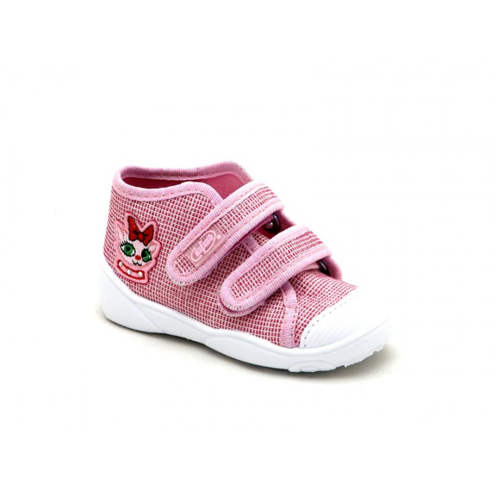 BEFADO - взуття для дітей - Купити стильні дитячі кеди на липучках для  дівчинки Befado 212P056 de6889f137f5d