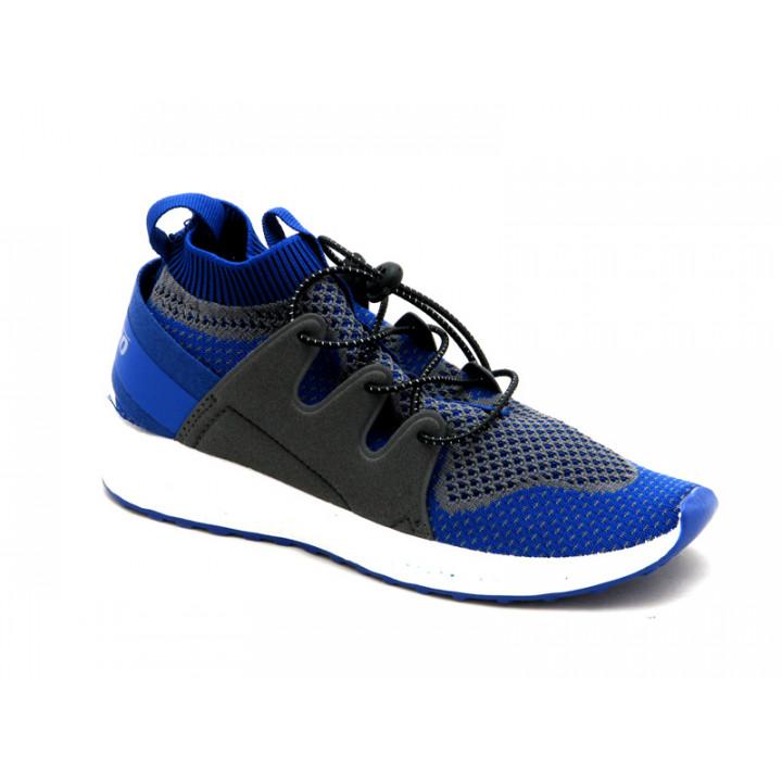 Детские кроссовки на липучке для мальчиков 516Y029