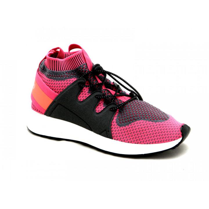 Детские кроссовки на липучке для девочки 516Y030