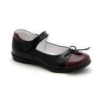Туфлі шкільні для дівчат Берегиня 0607 (26-32р.)