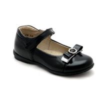 Туфлі в школу для дівчат Берегиня 0665-2 чорний (26-32р.)