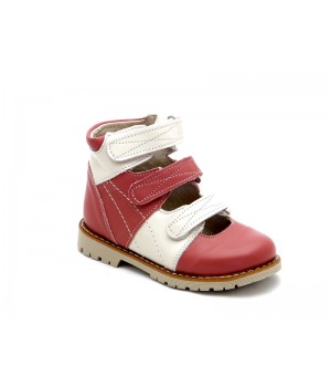 Ортопедические туфли для девочки Берегиня 0615 розовый (27-30р.)