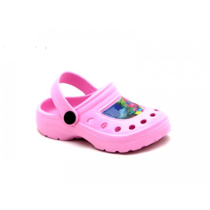 Купить детские кроксы ТРОЛЛИ арт. 02406-1