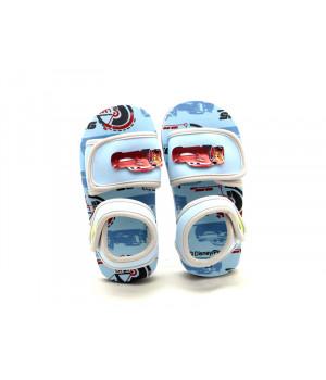 Пляжные босоножки для мальчика Тачки арт. 12692 (24-31р.)