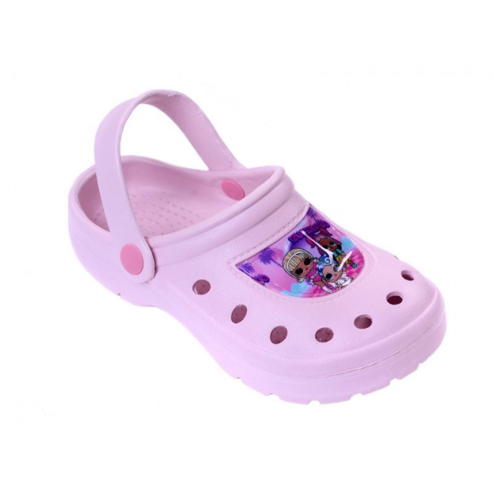 Купити дитячі крокси для дівчат Lol Surprise 51011-2