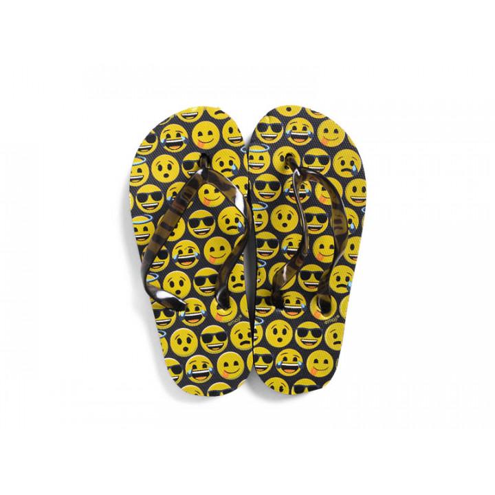 Купити дитячі в'єтнамки Emoji арт. 111-1