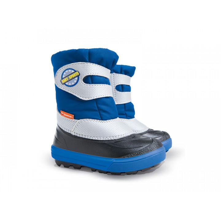 Дитяче взуття Демар - Купити дитячі зимові дутики DEMAR BABY SPORTS 1506b