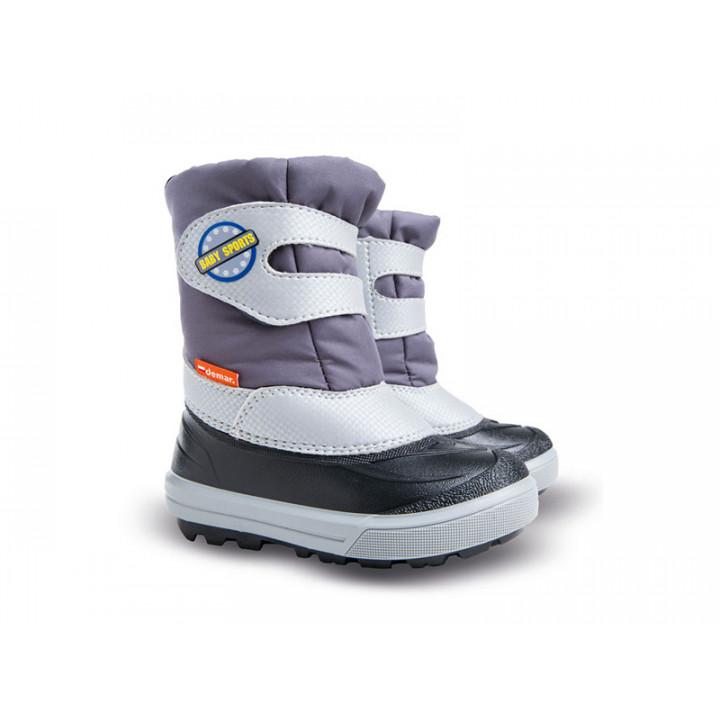 Детская обувь ДЕМАР - Купить Зимние дутики DEMAR BABY SPORTS 1506d