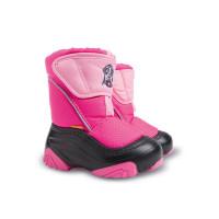 Зимові дутіки DEMAR DOGGY рожевий