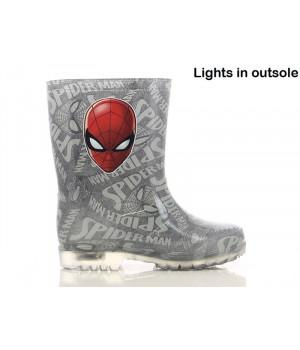 Гумові чобітки для хлопчика Людина Павук SP008045 (24-33р.)