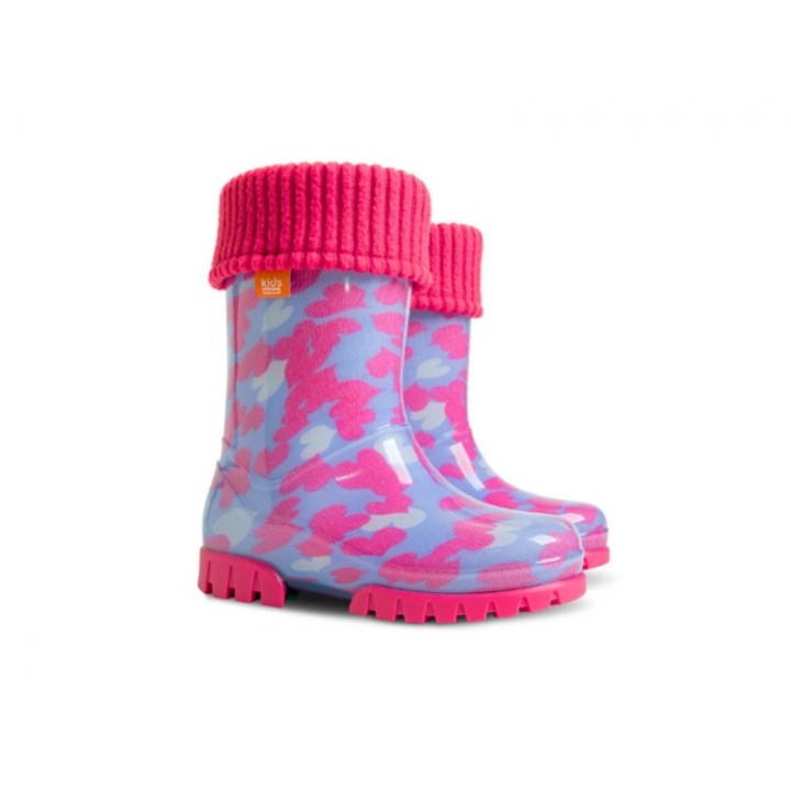 Дитяче взуття Демар - Купити чобітки гумові дитячі DEMAR 0038C