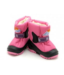 Зимові дутіки DEMAR SUN-RISE рожевий