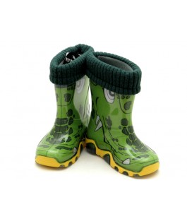 Чобітки гумові DEMAR 0032 крокодил