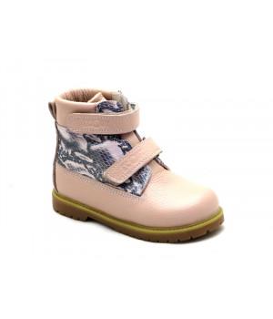 Ортопедические зимние ботинки с жестким задником ECOBY 204Rmix (23-31р.)