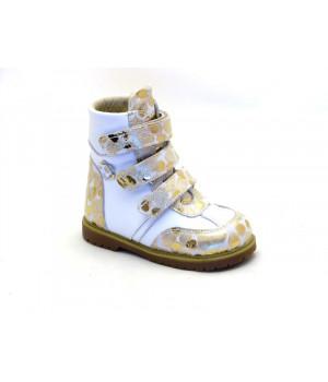 Ортопедические зимние ботинки с жестким задником ECOBY 211WZ (23-31р.)