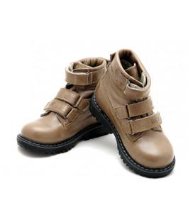 Ортопедичні профілактичні демісезонні черевики з жорстким задником ECOBY 204-1BR (23-30р.)