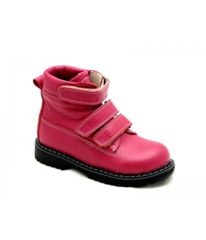 Ортопедические зимние ботинки с жестким задником ECOBY 204-1F (23-31р.)
