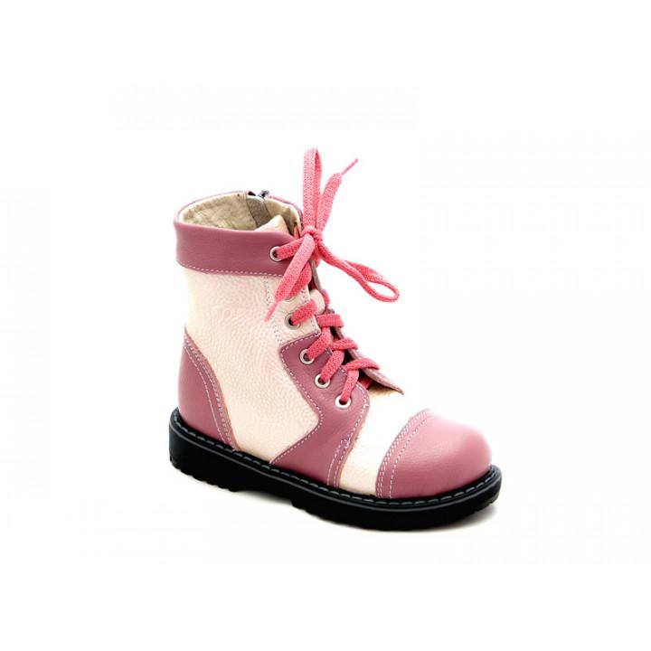 ECOBY - Детские ортопедические демисезонные ботинки на девочку ЭКОБИ 205LP