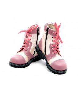 Ортопедические демисезонные ботинки с жестким задником ECOBY 205LP (23-31р.)