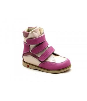 Ортопедичні профілактичні демісезонні черевики з жорстким задником ECOBY 210LP (23-31р.)