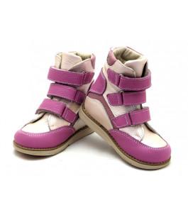 Ортопедические демисезонные ботинки с жестким задником ECOBY 210LP (23-31р.)