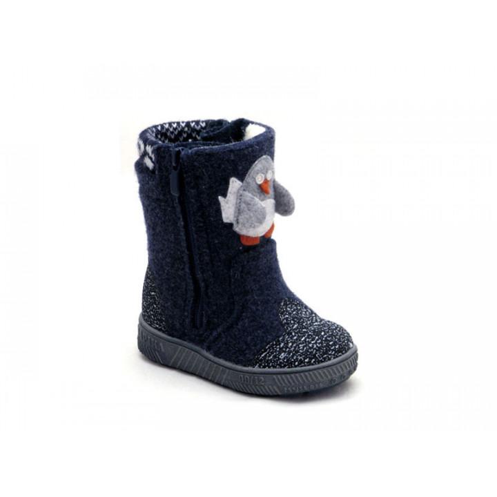 Обувь детская Капика - Валенки с подкладкой из натуральной шерсти арт. 311855