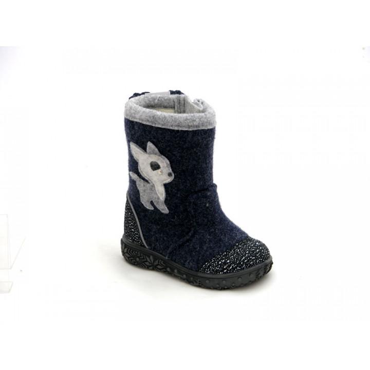 Обувь детская Капика - Валенки с подкладкой из натуральной шерсти арт. 311864