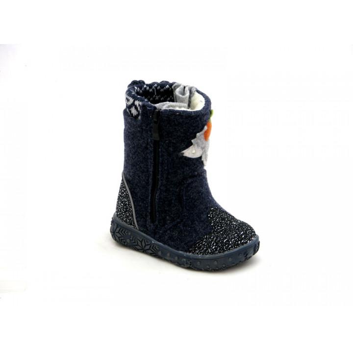 Обувь детская Капика - Валенки с подкладкой из натуральной шерсти FLOARE 311861