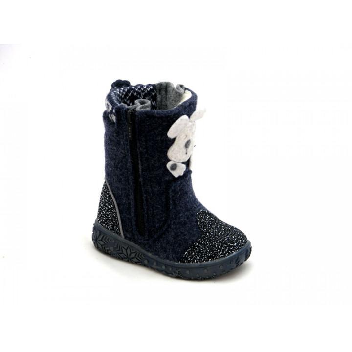 Обувь детская Капика - Валенки с подкладкой из натуральной шерсти FLOARE 311819