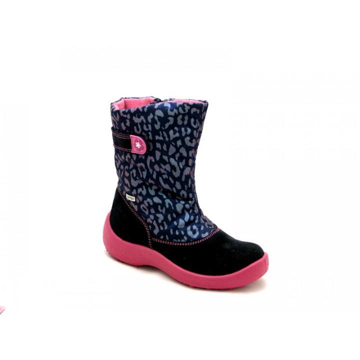 ФЛОАРЕ - Детская обувь | Сапоги мембранные для девочки 431840