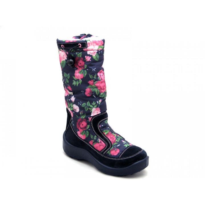 ФЛОАРЕ - Детская обувь | Сапоги мембранные для девочки 580340