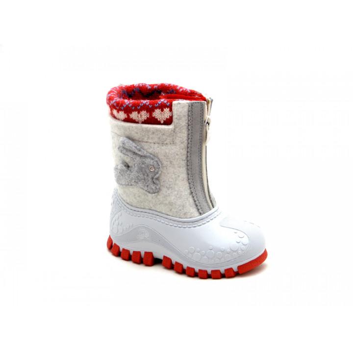 Обувь детская Капика - Валенки-калоши с подкладкой из натуральной шерсти арт. 310867